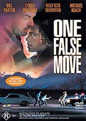One False Move on DVD