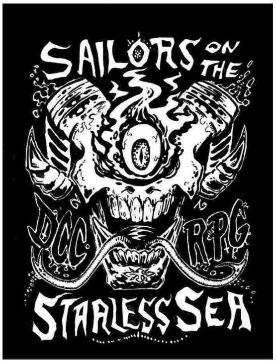 Dungeon Crawl Classics RPG - #67 Sailors on the Starless Sea (Foil Collectors Edition)
