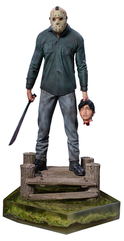 Friday the 13th: 1/10 Jason Voorhees (Deluxe) - Art Scale Statue