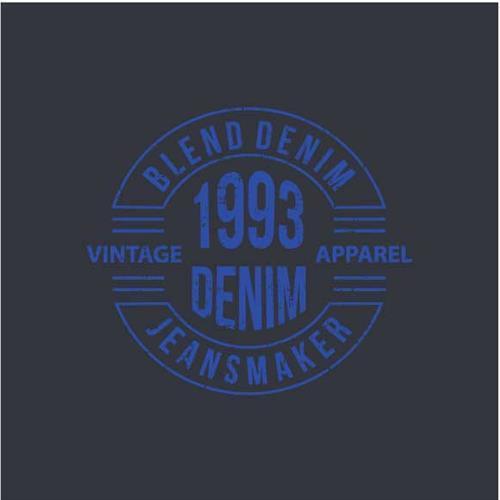 Blend: Dark Navy Blue Sweatshirt - L image