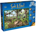 Holdson XL: 300 Piece Puzzle - Seek & Find (The Forest)