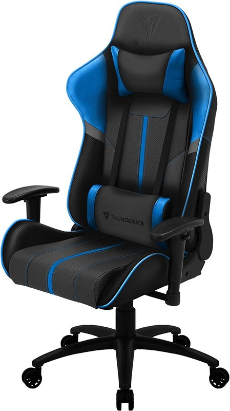 ThunderX3 BC3 BOSS Gaming Chair (Ocean Blue)