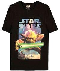Star Wars: Yoda Poster - T-Shirt (Size - 2XL)