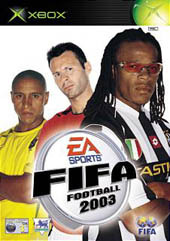 FIFA 2003 for Xbox