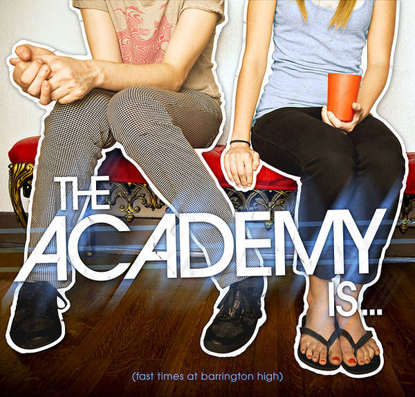Fast Times at Barrington High by The Academy Is image