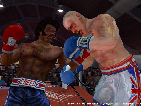 Rocky Legends for PlayStation 2 image