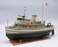 U.S. Army Tug ST-74 1:48 Model Kit