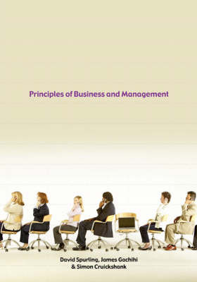 Principles of Business and Management by David, Spurling