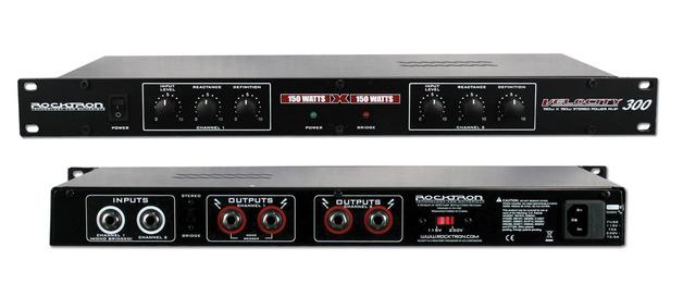 Rocktron Velocity 300 Power Amp | at Mighty Ape NZ