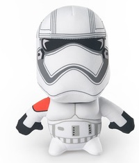 Star Wars The Force Awakens - Stormtrooper Super Deformed Plush