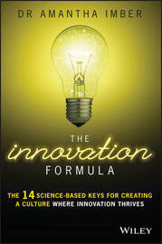 The Innovation Formula by Amantha Imber