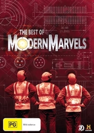 The Best of Modern Marvels (History Channel) (3 Disc Set) on DVD