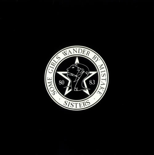 Some Girls Wander By Mistake (4LP) by Sisters Of Mercy image