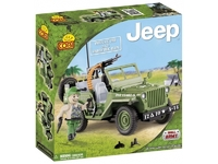 Cobi: Small Army - Willy's Jeep - Machine Gun