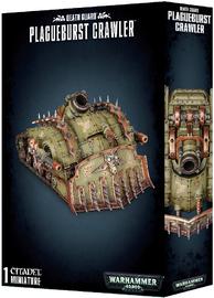 Warhammer 40,000: Death Guard - Plagueburst Crawler
