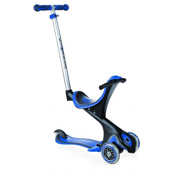 Globber: Evo Comfort Scooter - Dark Blue