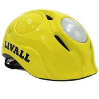 Livall: KS2 Smart Kids Helmet - Yellow