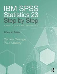 IBM SPSS Statistics 25 Step by Step by Darren George