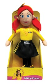 "The Wiggles: Emma - 11"" Talking Plush"