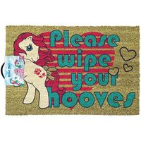 My Little Pony Doormat - Wipe Your Hooves