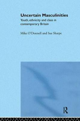 Uncertain Masculinities by Mike O'Donnell image