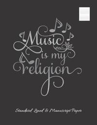 Music Is My Religion by Inspired Music image