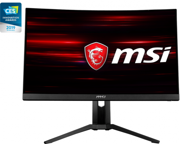 "27"" MSI 144Hz 1ms WQHD Curved Gaming Monitor"