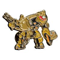 Borderlands 3: Collectible Pin Set - Iron Bear & Smiley