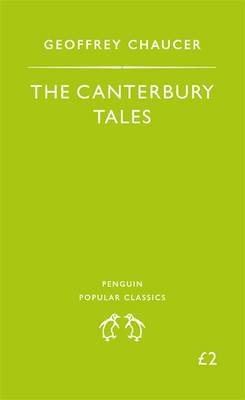 The Canterbury Tales: A Selection by Geoffrey Chaucer image