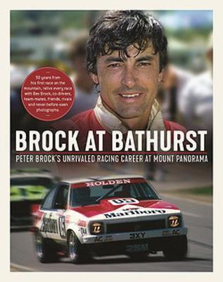Brock at Bathurst by Bev Brock image