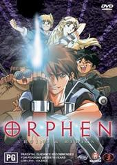 Orphen - Vol. 3: Ruins & Relics on DVD