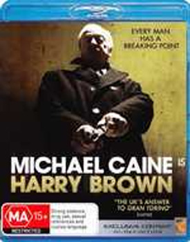 Harry Brown on Blu-ray