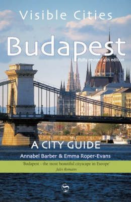 Visible Cities Budapest by Annabel Barber