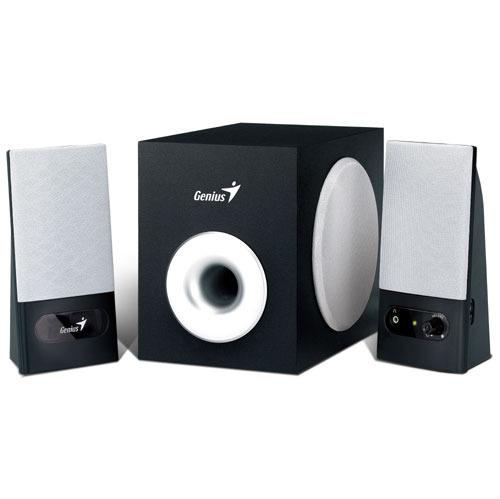 Genius 2.1Channel Slim Speakers - 10W