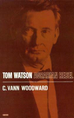 Tom Watson by C.Vann Woodward