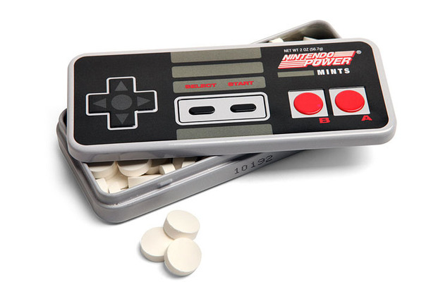 Nintendo Controller Power Mints