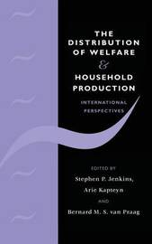 The Distribution of Welfare and Household Production image