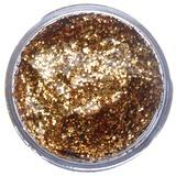 Snazaroo Glitter Gel - Red Gold (12ml)