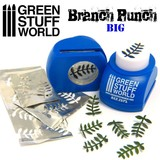Green Stuff World - Miniature Branch Punch (Dark Blue)