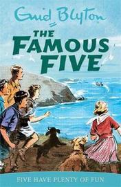 Five Have Plenty of Fun by Enid Blyton