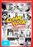 Comic Book Confidential DVD