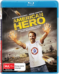 American Hero on Blu-ray