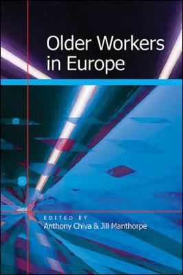 Older Workers in Europe by Jill Manthorpe image