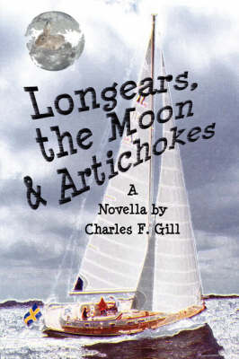 Longears, the Moon & Artichokes by Charles Gill image