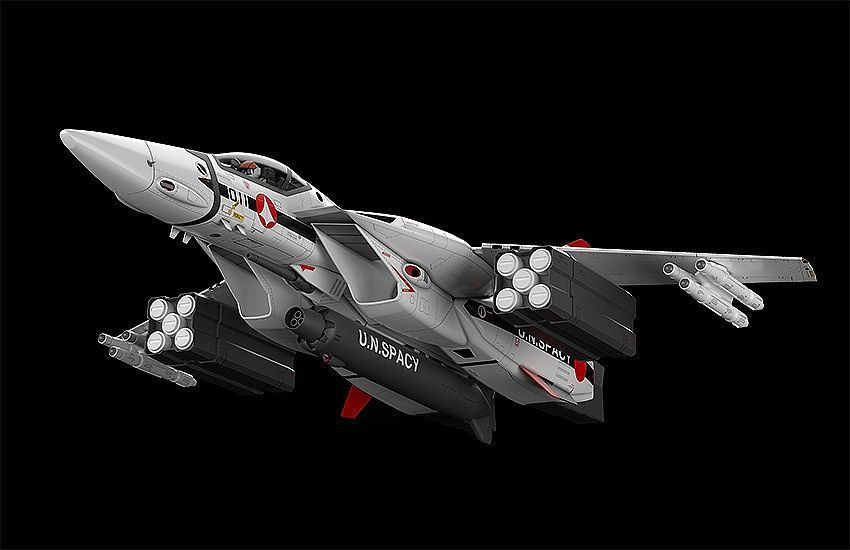 Plamax: 1/20 VF-1 Fighter Valkyrie- Model Kit image