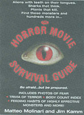 The Horror Movie Survival Guide by Matteo Molinari image