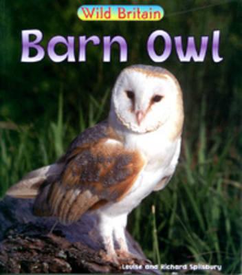 Barn Owl by Richard Spilsbury