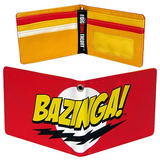Big Bang Theory Bazinga Wallet
