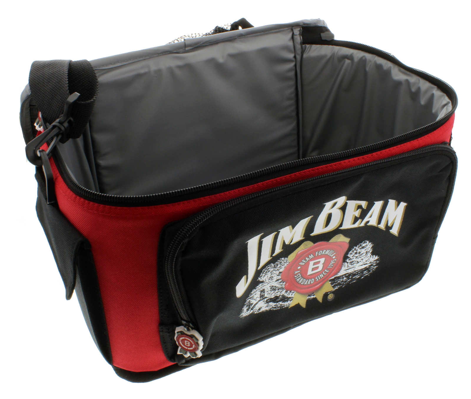 41bc840b2e ... Jim Beam Cooler Bag with Pull Down Tray image