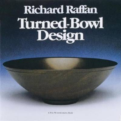Turned-bowl Design by Richard Raffan image